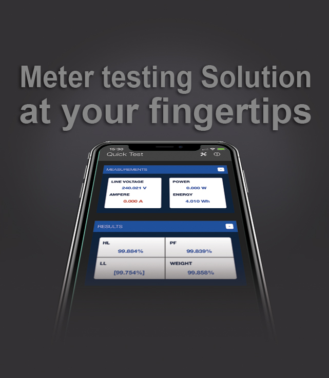Probewell | Meter testing solution | Probewell Connect | MT-1/WT3